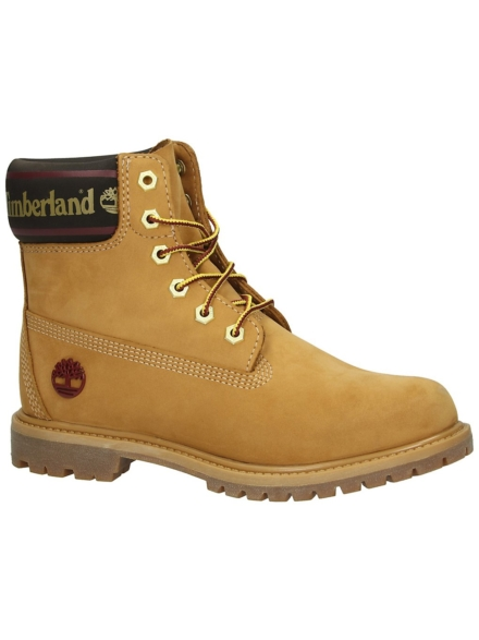 Timberland 6in Premium WP L/F schoenen bruin