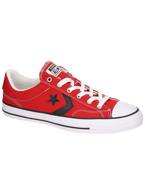 Converse Star Player Campus Sneakers rood