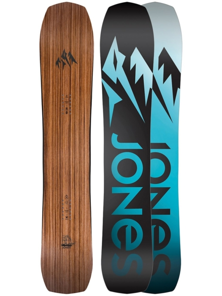 Jones Snowboards Flagship 165W 2020 patroon
