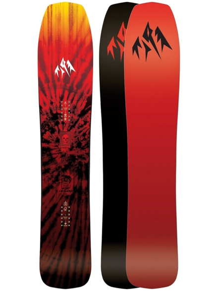Jones Snowboards Mind Expander 162 2020 patroon