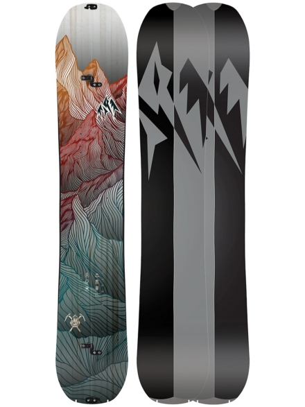 Jones Snowboards Solution 161 Splitboard 2020 patroon