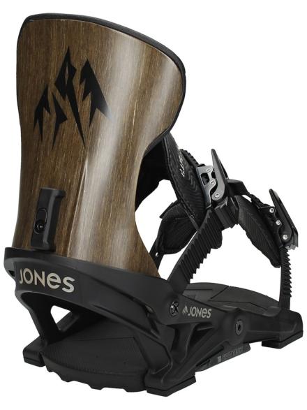 Jones Snowboards Ap 2020 zwart