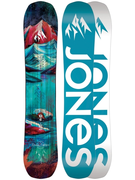 Jones Snowboards Dream Catcher 154 2020 patroon