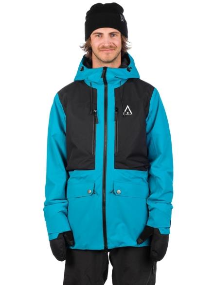 WearColour Chute Ski jas blauw