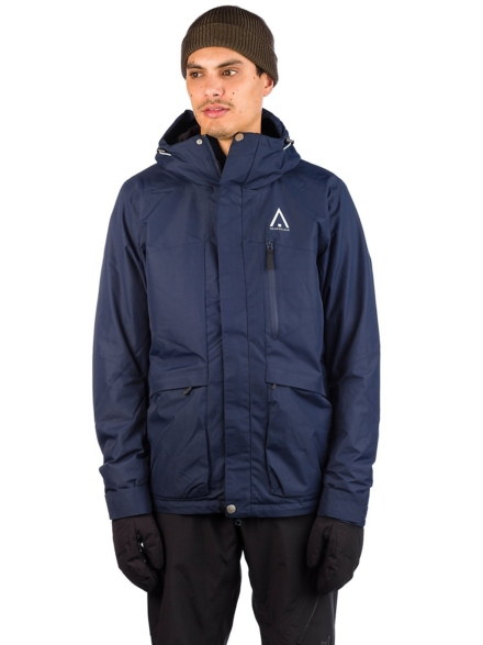 WearColour Ace Ski jas blauw
