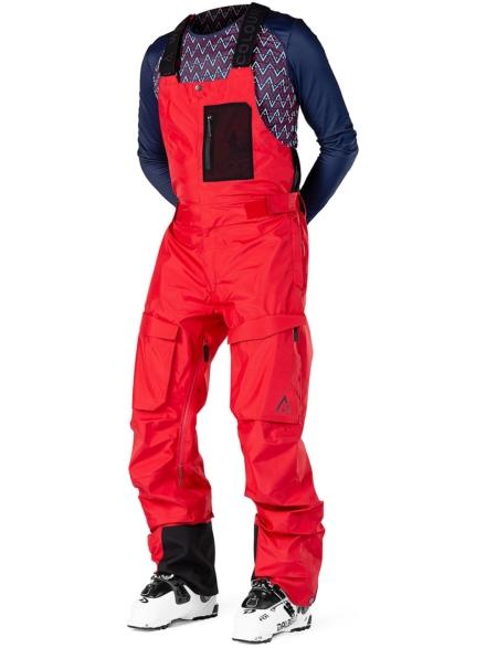 WearColour Hawk broek rood