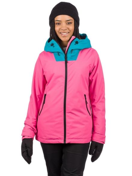 WearColour Cake Ski jas roze