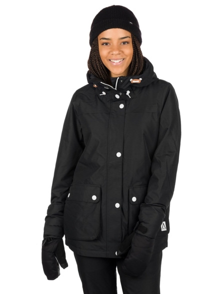WearColour Ida Ski jas zwart