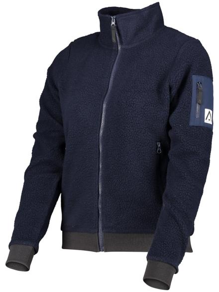 WearColour Boom Ski jas blauw