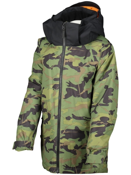 WearColour Slice Ski jas groen