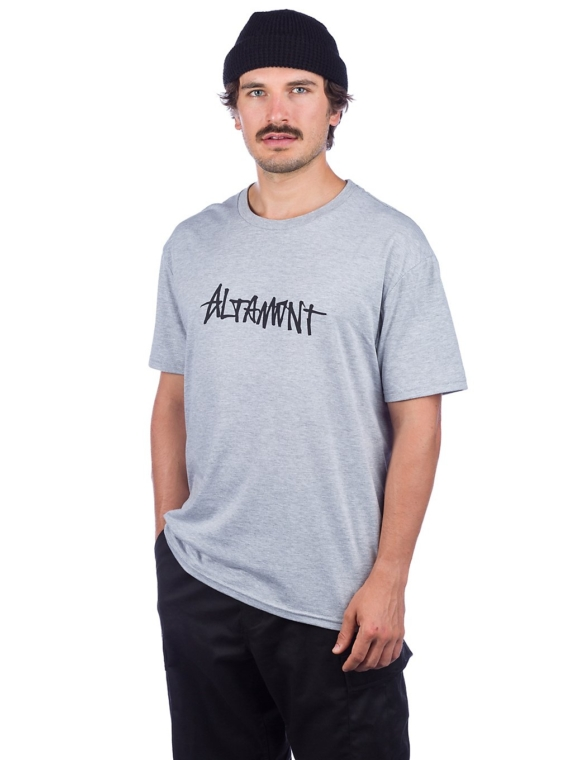 Altamont On Liner T-Shirt grijs