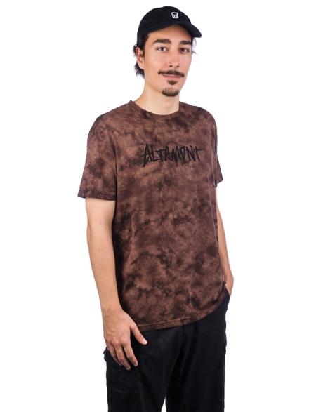Altamont On Liner Wash T-Shirt bruin