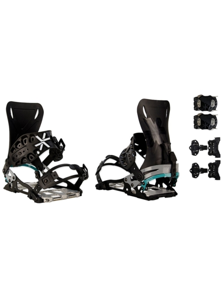Karakoram Prime Nomad + Split Interface Splitboard Bindings 2020 patroon