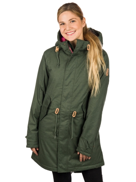 Derbe Watt'n Winter Ski jas groen