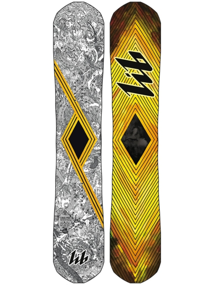 Lib Tech Travis Rice Pro HP Pointy 1615W 2020 patroon