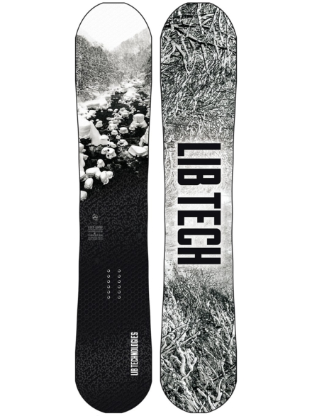 Lib Tech Cold Brew C2 153 2020 patroon