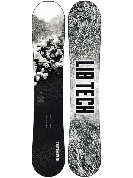 Lib Tech Cold Brew C2 157 2020 patroon
