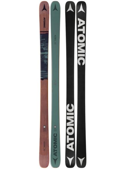 Atomic Punx Seven 170 2020 groen
