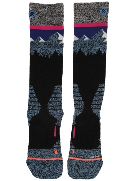 Stance Ridge Line Snow W Tech skisokken zwart