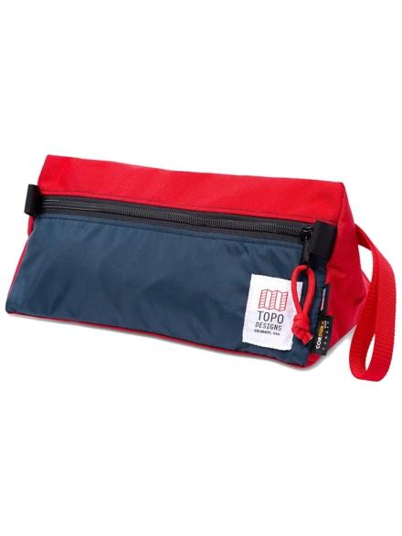 TOPO Designs Dopp Kit Pencilcase rood