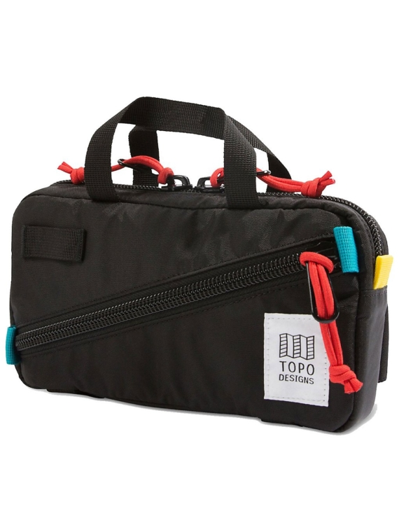 TOPO Designs Mini Quick tas zwart