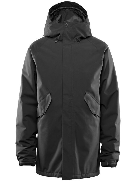 ThirtyTwo Lodger Parka zwart