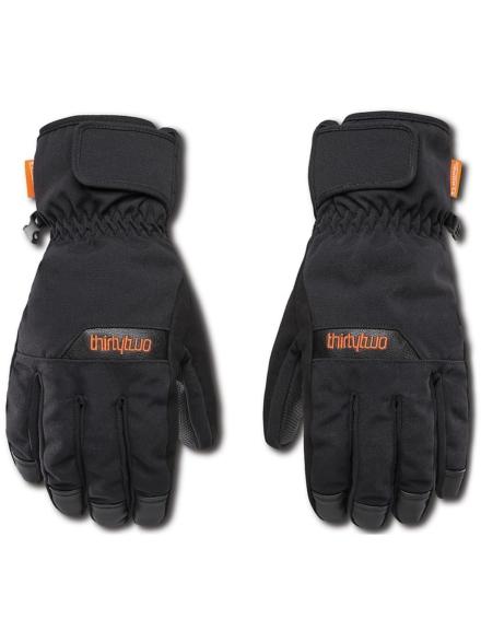 ThirtyTwo Corp handschoenen zwart