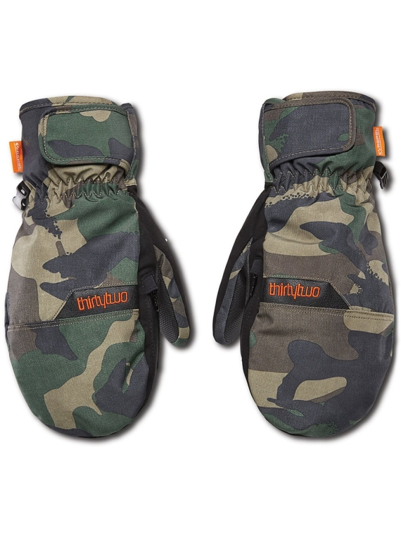 ThirtyTwo Corp wanten camouflage