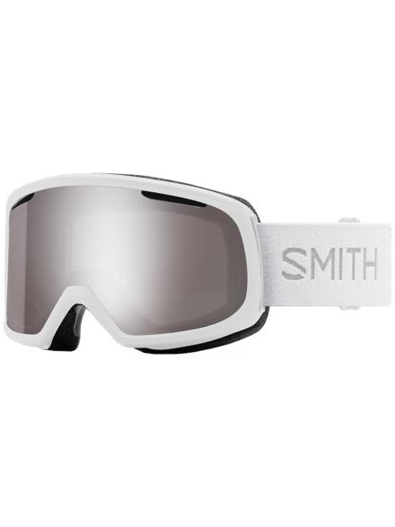 Smith Riot wit Edges (+ Bonuslens) wit