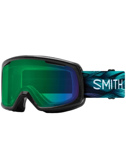 Smith Riot Adele Renault (+ Bonuslens) zwart