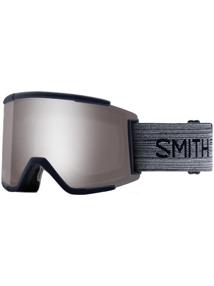 Smith Squad XL Ink (+ Bonuslens) blauw