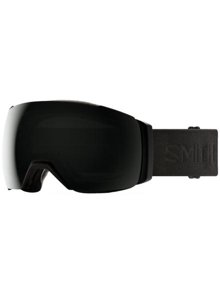 Smith IO Mag XL zwartout (+ Bonuslens) zwart