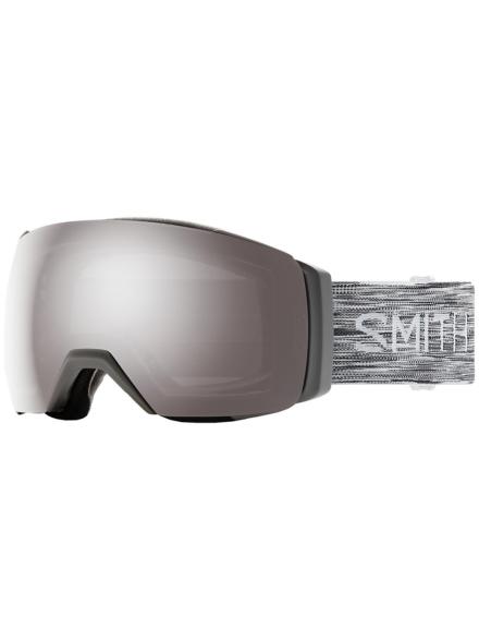 Smith IO Mag XL Cloudgrey (+ Bonuslens) grijs