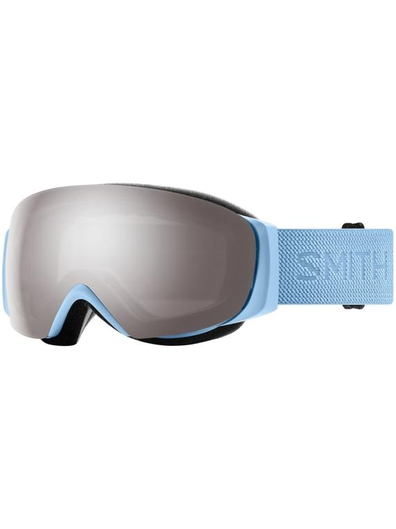Smith IO Mag S Smokey Blue Flood (+ Bonuslens) blauw