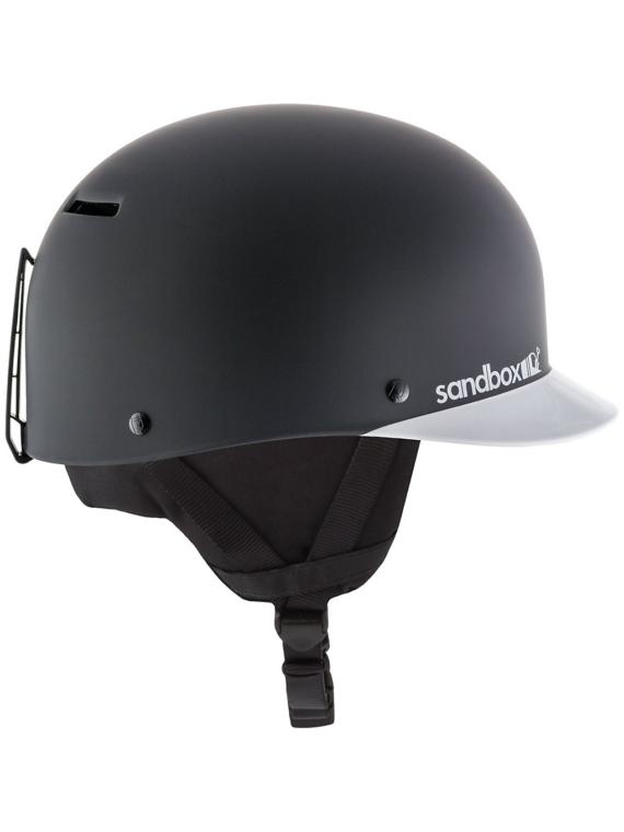 Sandbox Classic 2.0 Snow Skihelm zwart
