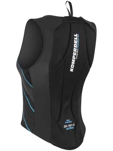 Komperdell Super ECO Cross Vest dameszwart