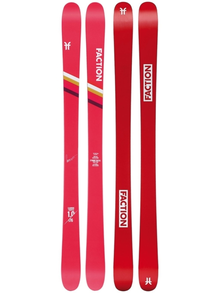 Faction Candide 1.0 176 2020 rood