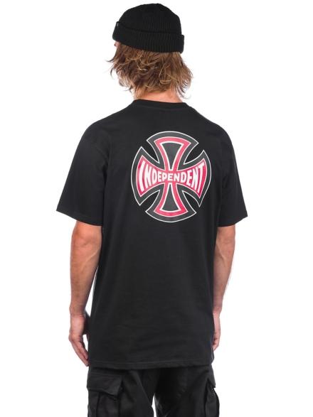 Independent Ante T-Shirt zwart