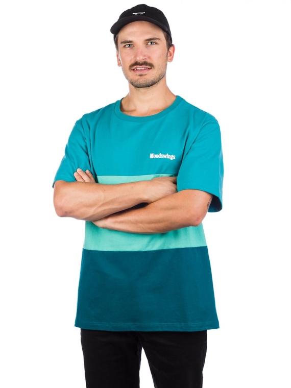 Moodswings Blockchain T-Shirt groen
