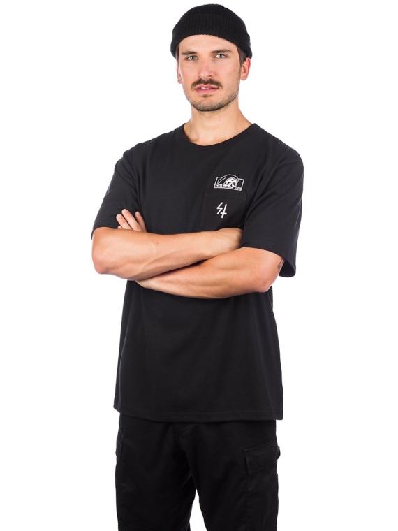 Lurking Class High Density Lurker T-Shirt zwart