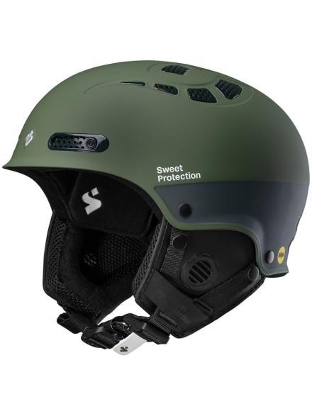 Sweet Protection Igniter II MIPS Skihelm groen
