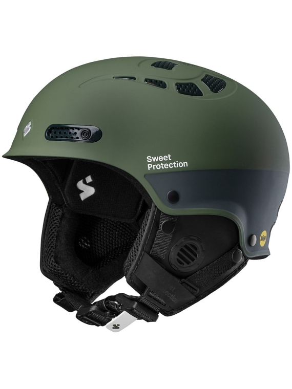 Sweet Protection Igniter II MIPS Skihelm groen