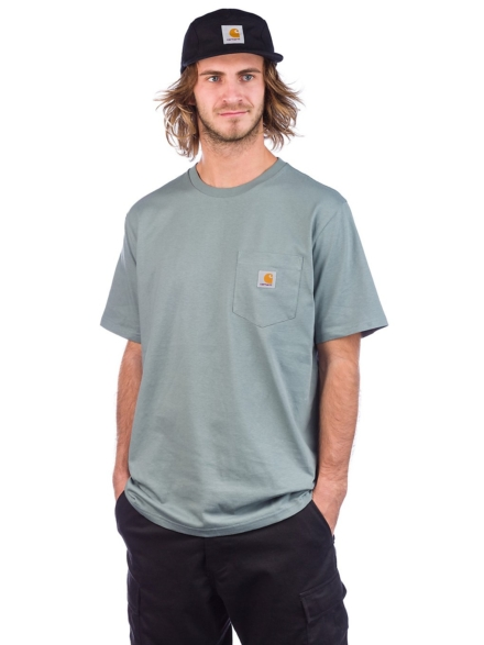 Carhartt WIP Pocket T-Shirt grijs