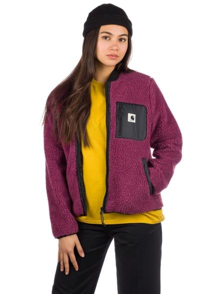 Carhartt WIP Janet Liner Ski jas roze