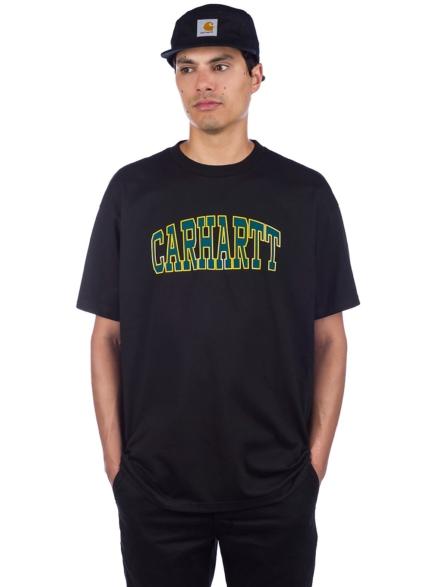 Carhartt WIP Theory T-Shirt zwart