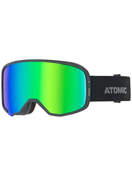 Atomic Revent HD OTG zwart zwart