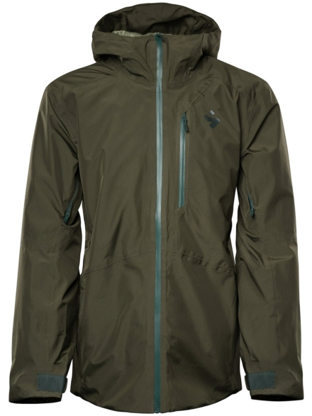 Sweet Protection Crusader Gore-Tex Infinium Ski jas groen