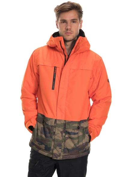 686 Anthem Insulator Ski jas oranje