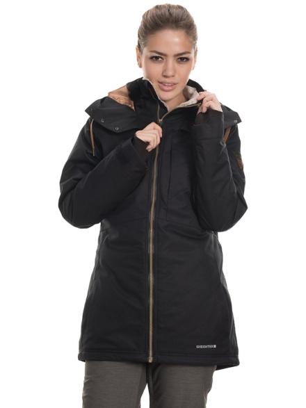 686 Aeon Insulator Ski jas zwart