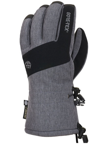 686 Gore-Tex Linear handschoenen grijs
